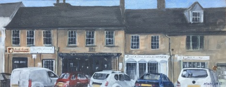 Lechlade shops #2 2017: SOLD