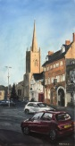 Lechlade Market Place 2017: SOLD