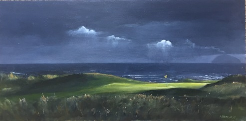 8th hole Turnberry 2017: NFS