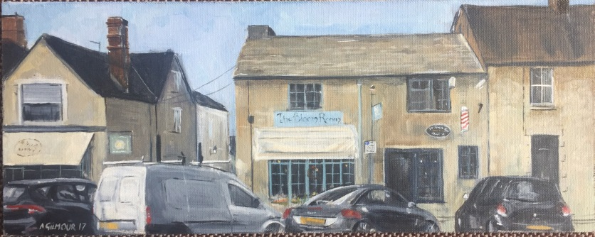 Lechlade Shops #1 SOLD